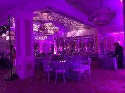 LED uplighting rentals NJ