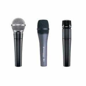 assorted-mics
