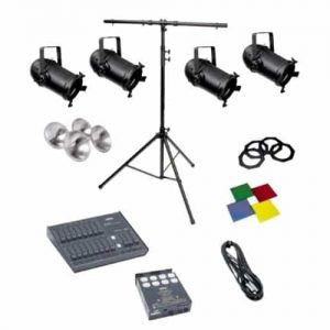 Stage Lighting Rentals in NJ & NY
