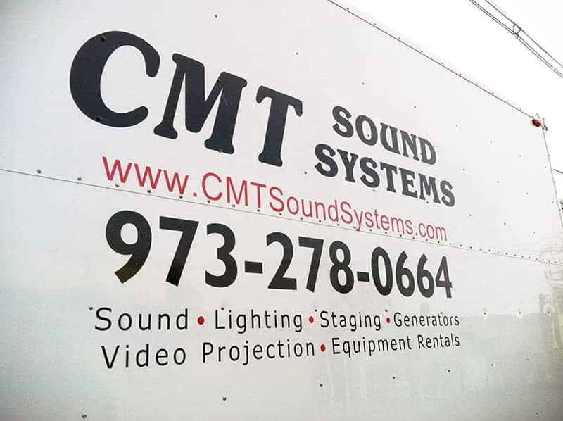 Sound Equipment Rental NJ