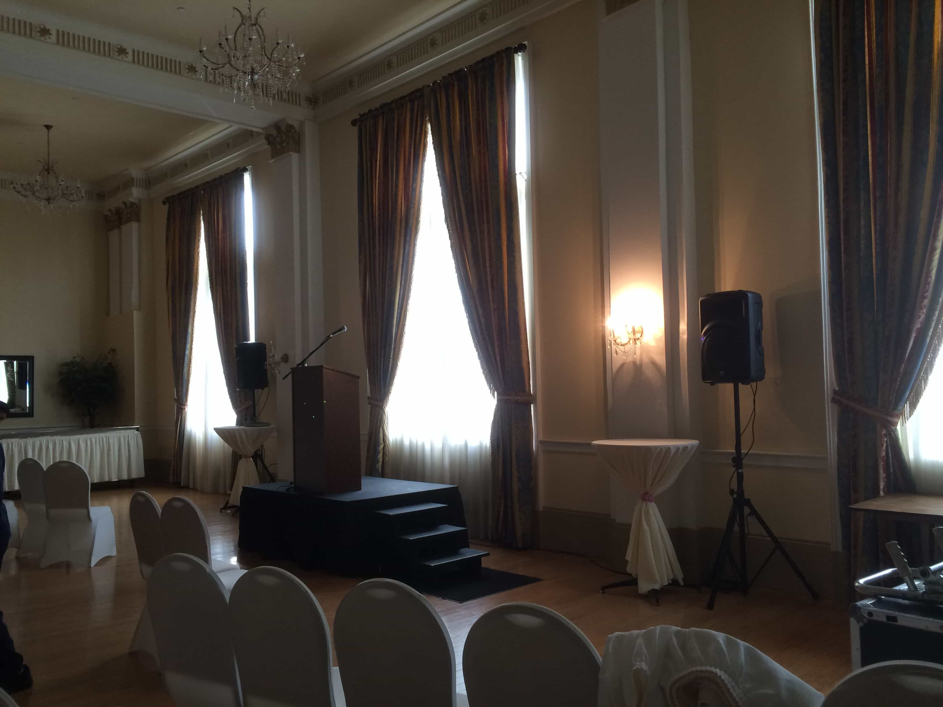 Sound And Stage Rental In Passaic NJ