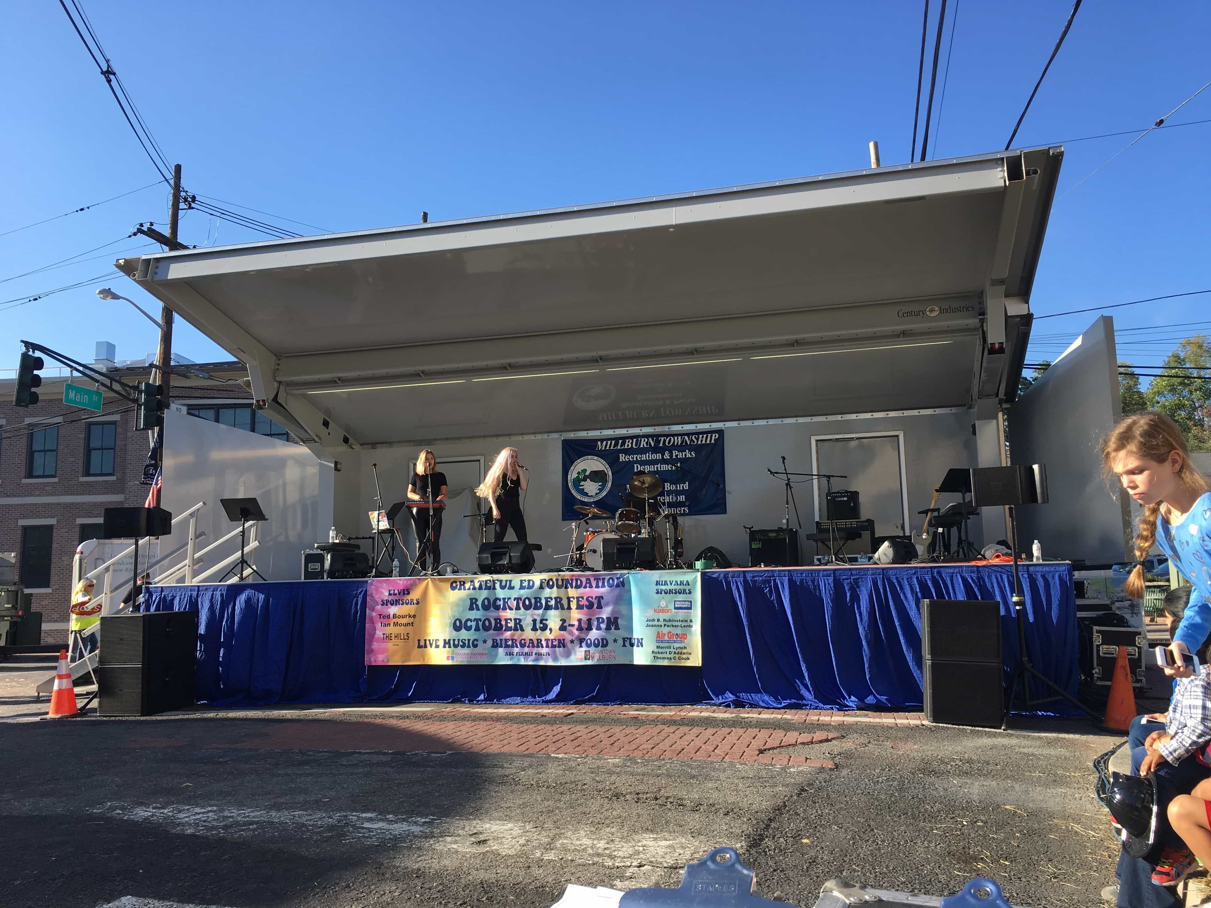 Sound For Outdoor Events In Nj Cmt Sound Systems
