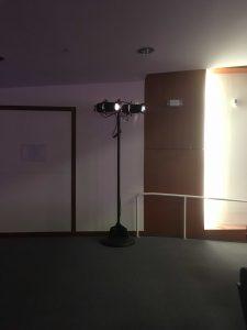 Seton Hall Stage lighting rental