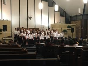 Choir Concert Audio Support in NJ
