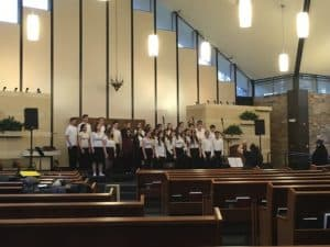 Choir Concert Sound Services