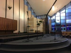 Choir Microphone rentals NJ