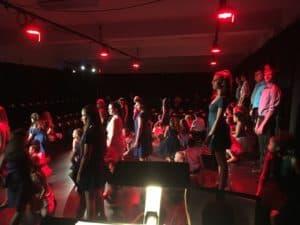 Stage Lighting rentals New Jersey